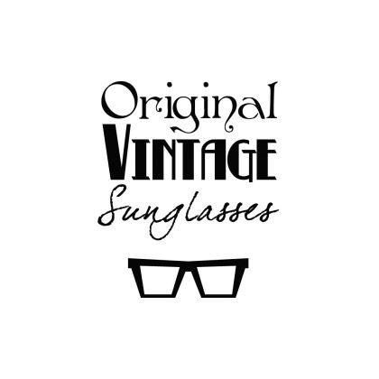 Original Vintage